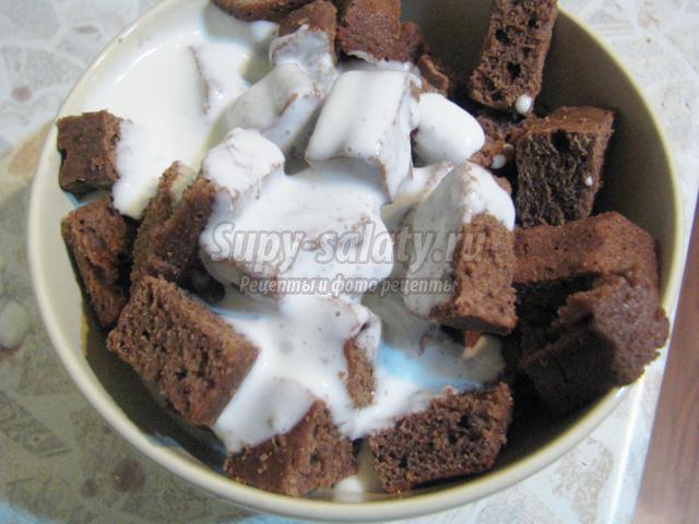 торт горка с вишней рецепт с фото
