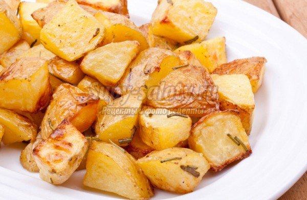 Постные рецепты с картошкой