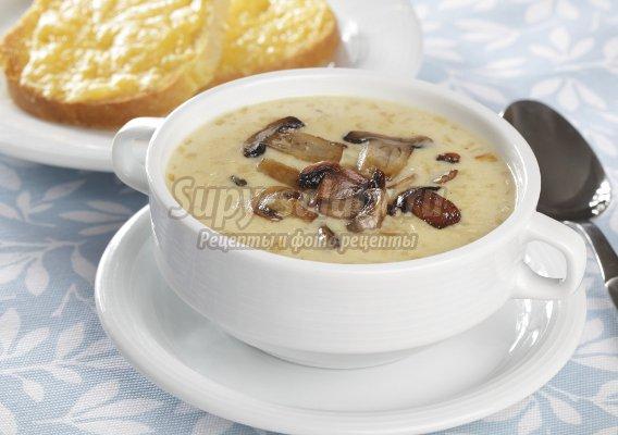 Суп из замороженных грибов. Как приготовить правильно?