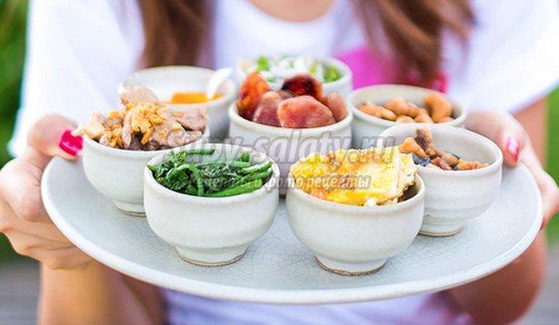 Как питаться правильно, чтобы похудеть?