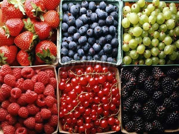 Освежающий ягодный компот - рецепт пошаговый с фото
