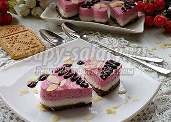 желейный десерт