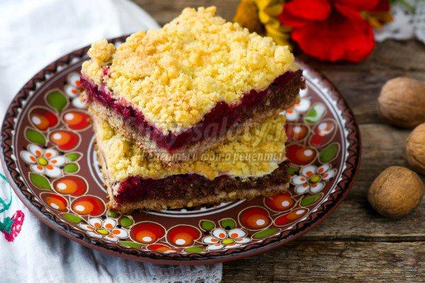 Тертый пирог. ТОП-10 рецептов с фото