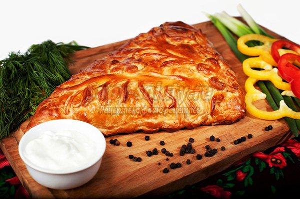 Рецепты дрожжевых пирогов - самые аппетитные и простые.