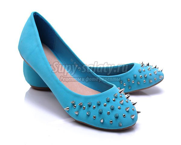 Балетки – оригинальный выбор женской обуви