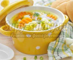 Суп с капустой: лучшие рецепты с фото