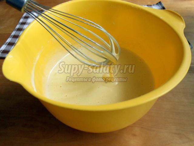 бисквит из рисовой муки