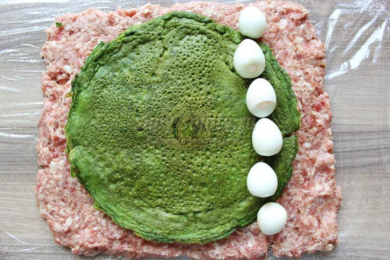 мясные рулеты рецепты с фото