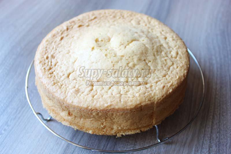 торт персиковый рецепт