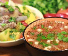 Шурпа из баранины: по-узбекски и другие рецепты.