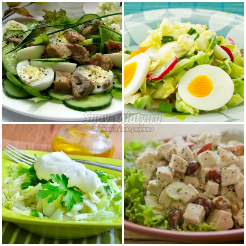 рецепты салатов из свежих огурцов и свежих помидоров
