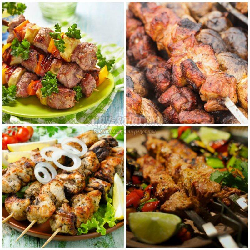 Вкусный шашлык из свинины, чтобы мясо было мягким. Рецепты и полезные советы.