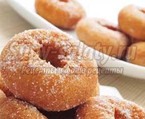 Как делать пончики? Самые простые рецепты