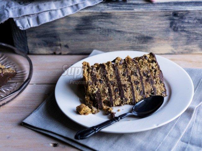 Торт из печенья и творога без выпечки: состав и приготовление