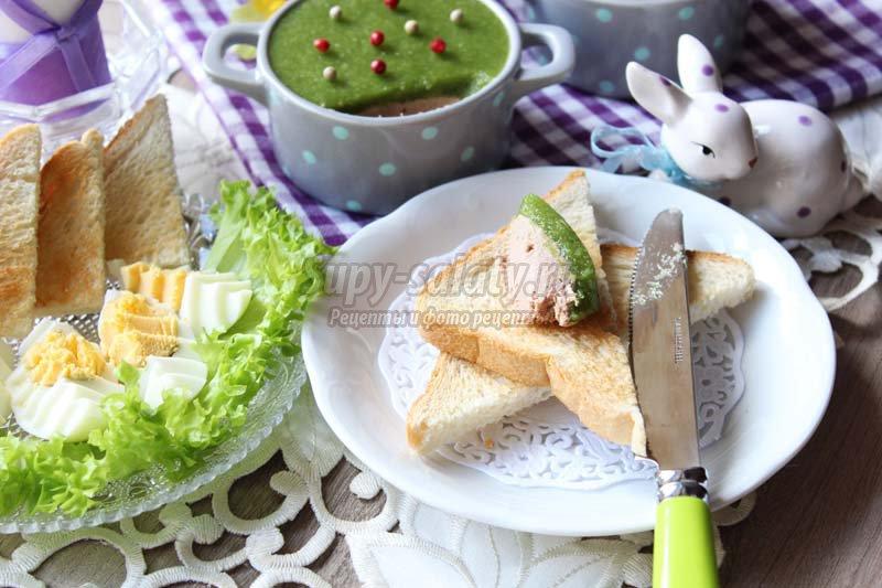 закуски из кролика