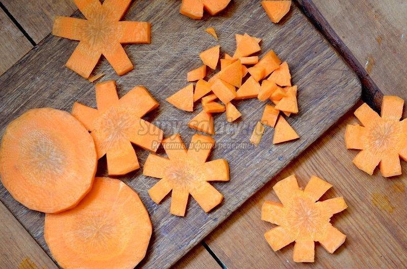 маринованное овощное ассорти рецепт