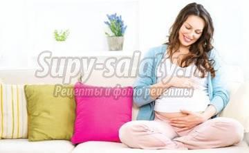 Советы по здоровому питанию во время беременности