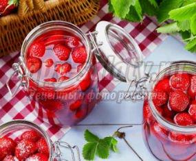 Варенье из клубники с целыми ягодами: золотые рецепты с фото