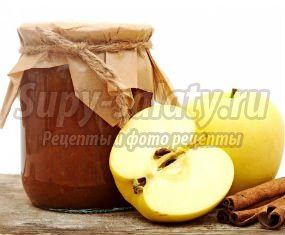 варенье из яблок: подробные рецепты с фото