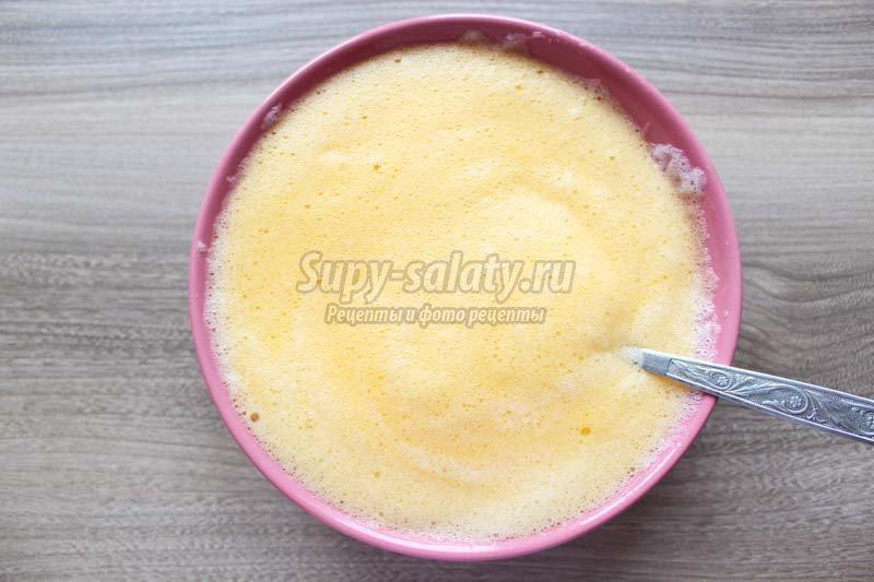 цветная капуста чесночным соусом