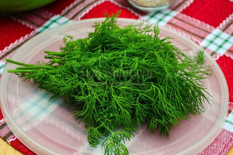 приготовить соус зеленью