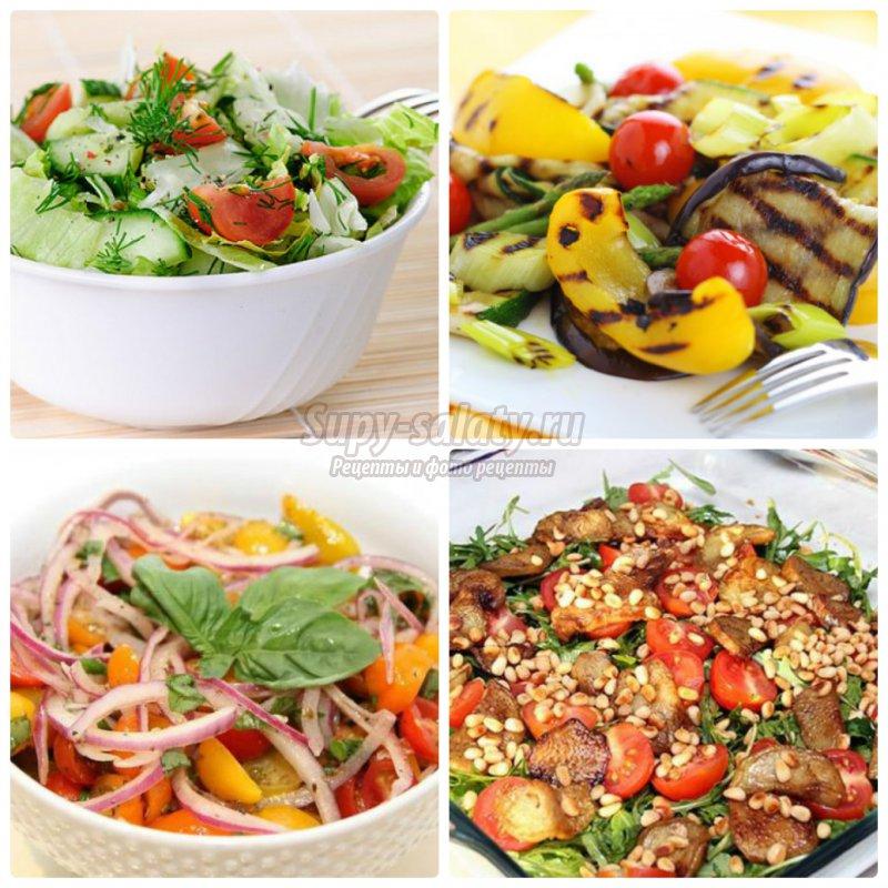 10 лучших рецептов салатов 76