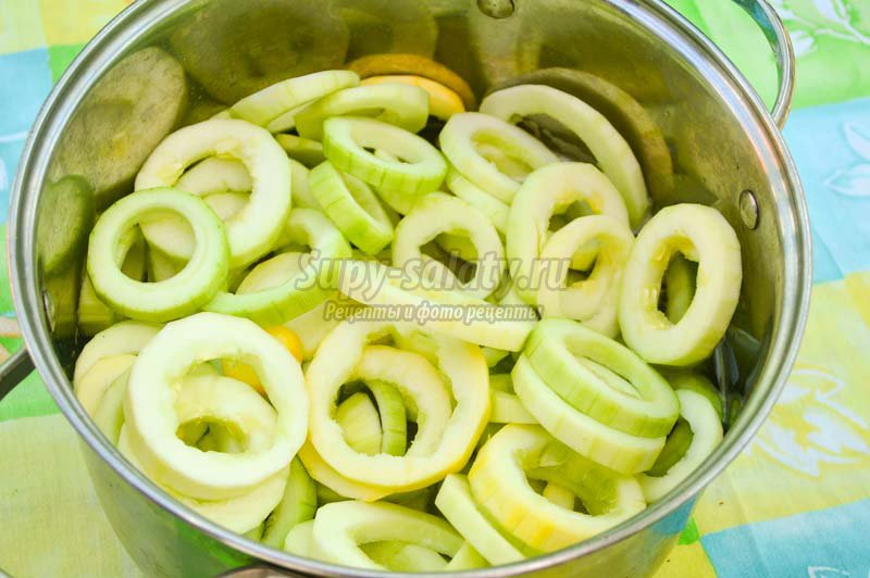 Кабачки как ананасы на зиму рецепты пошагово