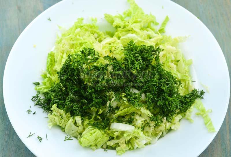 овощной салат черносливом