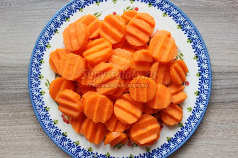 замороженные овощные смеси
