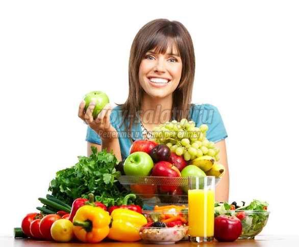 Основы правильного питания: формирование рациона