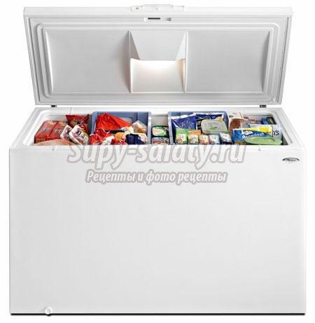 Морозильный ларь для дома: правила выбора