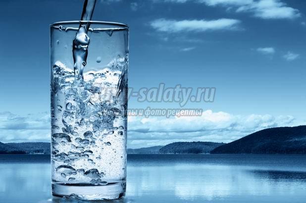 Очищенная вода поможет сохранить здоровье и долголетие