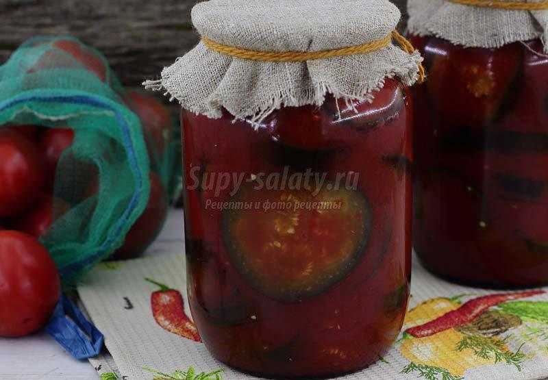 Рецепт огурцов в собственном соку на зиму