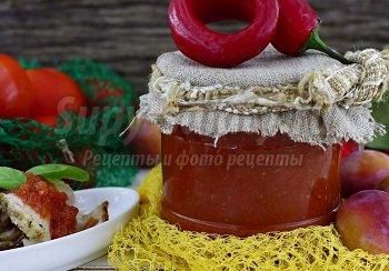 томатные соусы со сливами