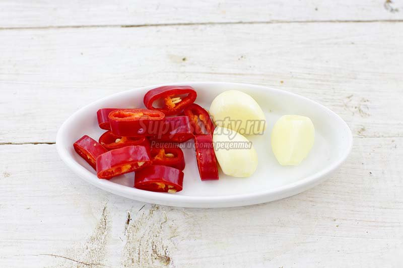 соус томатный со сливой