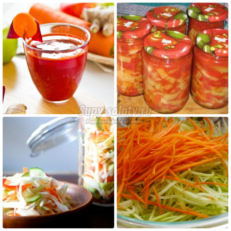 Морковь с луком на зиму: золотые рецепты с фото
