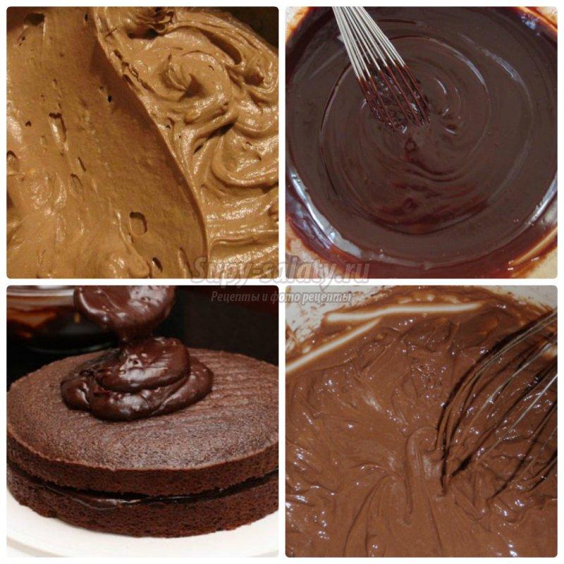 Крем для торта рецепт с фото шоколадный