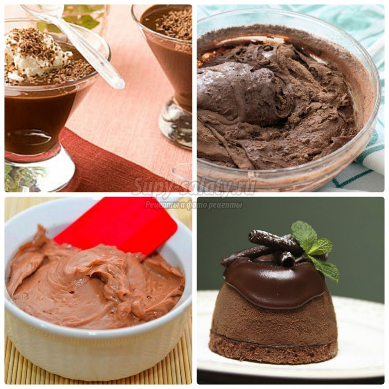 шоколадный крем для торта: золотые рецепты с фото