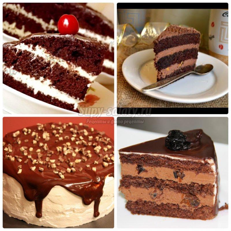 Самый вкусный шоколадный крем для торта