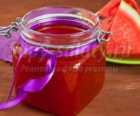 Варенье из арбуза. Самые оригинальные рецепты с фото
