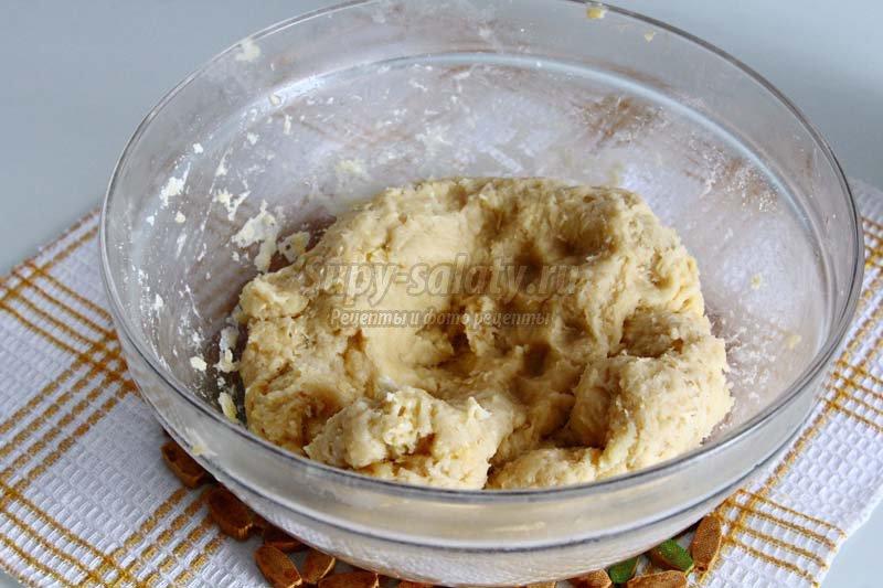 Заварное тесто для чебуреков рецепт с пошаговый
