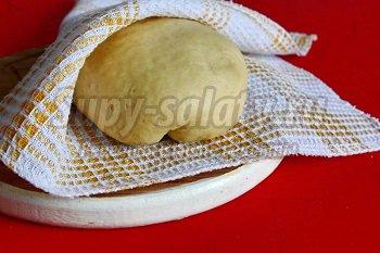 заварное тесто для чебуреков