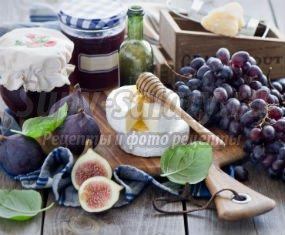 Варенье из винограда на зиму. Как заготовить?