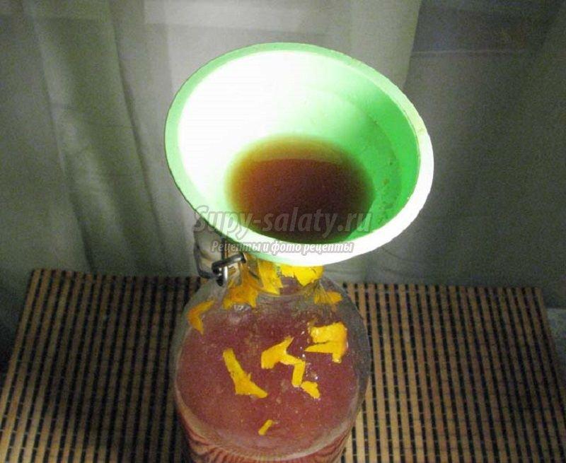сливянка в домашних условиях простой рецепт