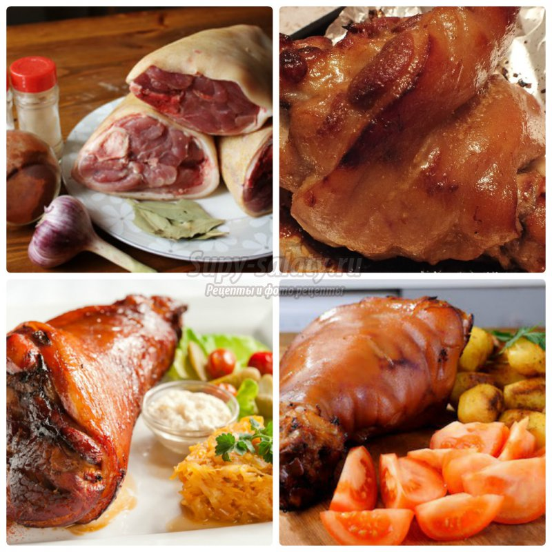 как приготовить свиную лопатку в духовке фото рецепт