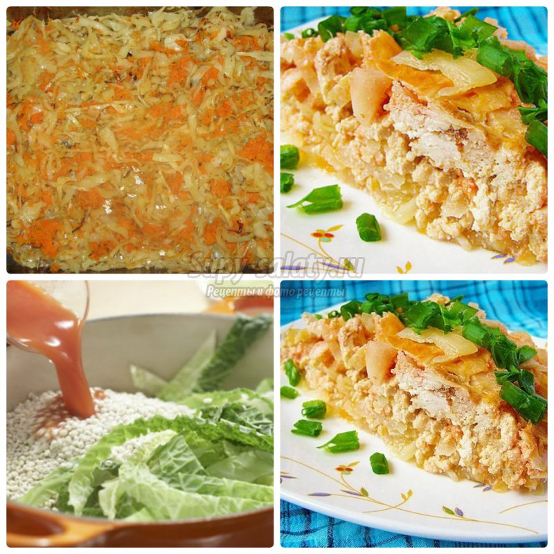 как приготовить капусту с фаршем: золотые рецепты с фото