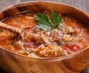 суп харчо из говядины: лучшие рецепты с фото
