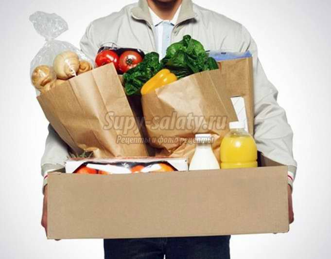Доставка еды на дом или в офис: возможные способы