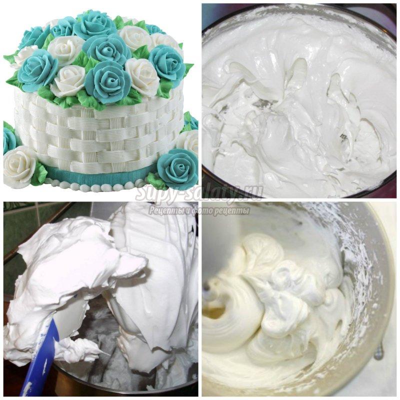 крем для торта дома рецепты