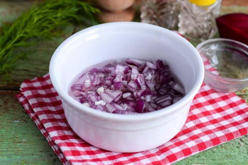 салат с сардиной рецепт